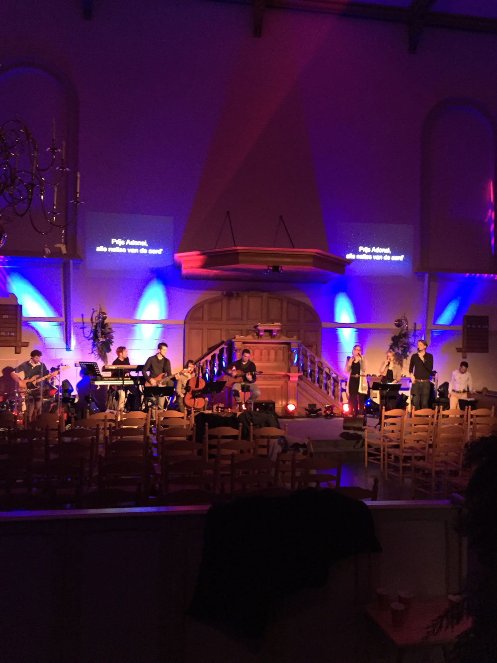 Kerkdienst 2